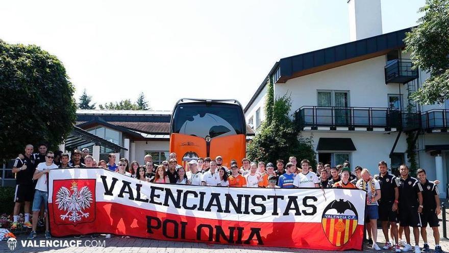 Valencianistas por el mundo
