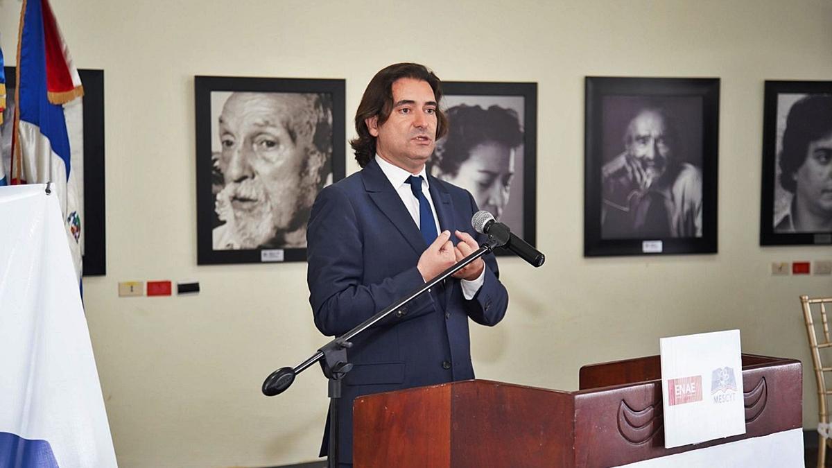 Jesús Gambín, director de Relaciones Internacionales de ENAE Business School.
