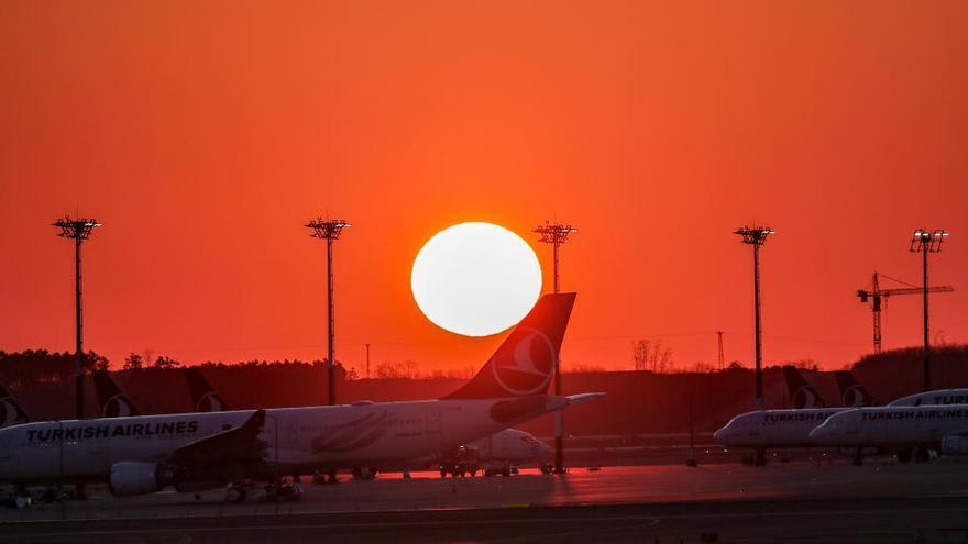 Las aerolíneas europeas perderán 82.000 millones