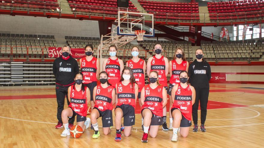 Las chicas del Fodeba, una a una en 14 equipos