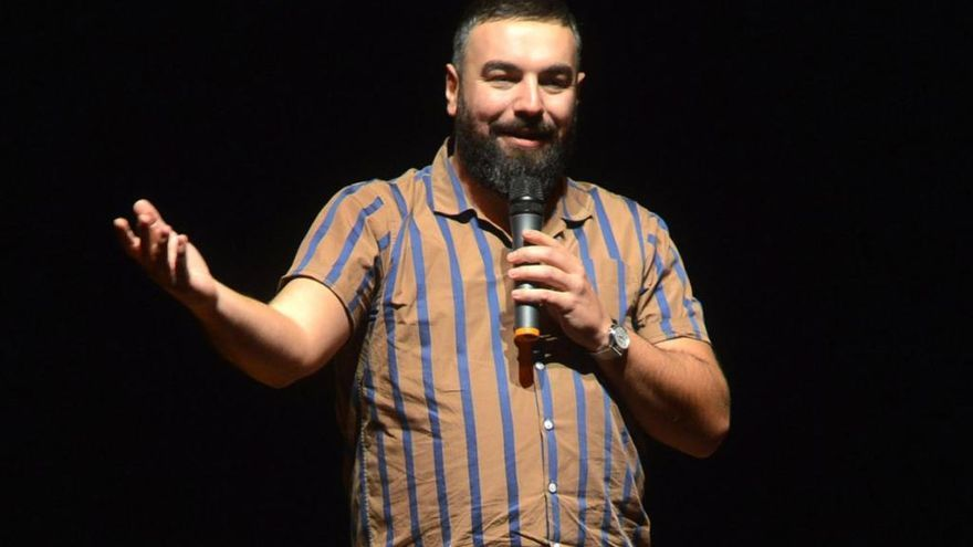"""Rober Bodegas: """"Me desconciertan los ataques a cómicos por sus bromas"""""""