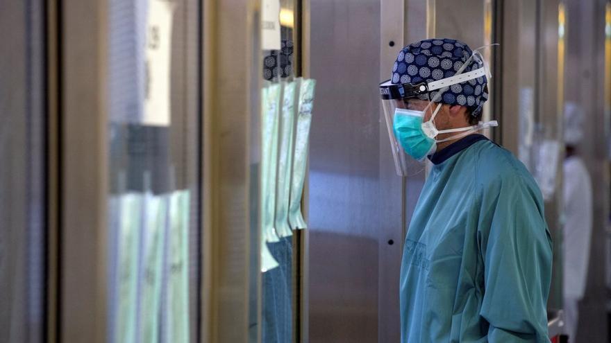 Alicante suma en un día 13 muertos por coronavirus y 485 nuevos contagios