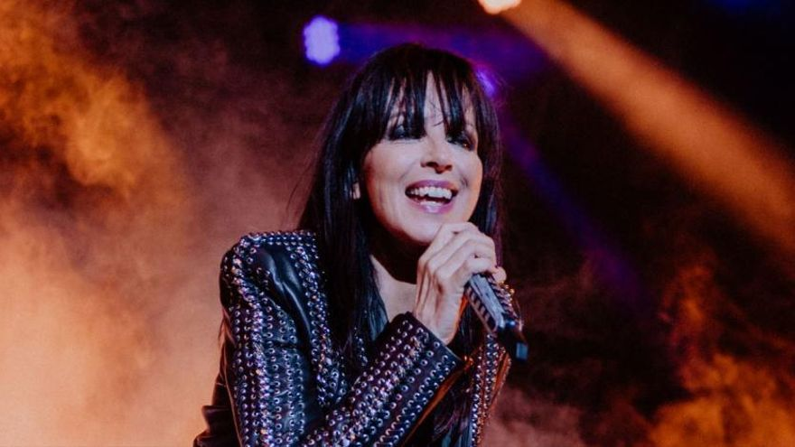 Nena gibt Konzert auf Mallorca