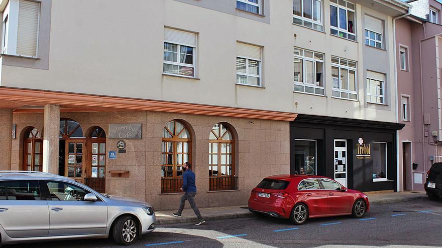 La Caridad tendrá una zona azul gratuita para los clientes de los negocios locales