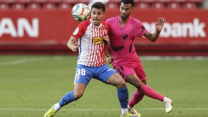 El Sporting ejecuta la renovación automática de Gaspar