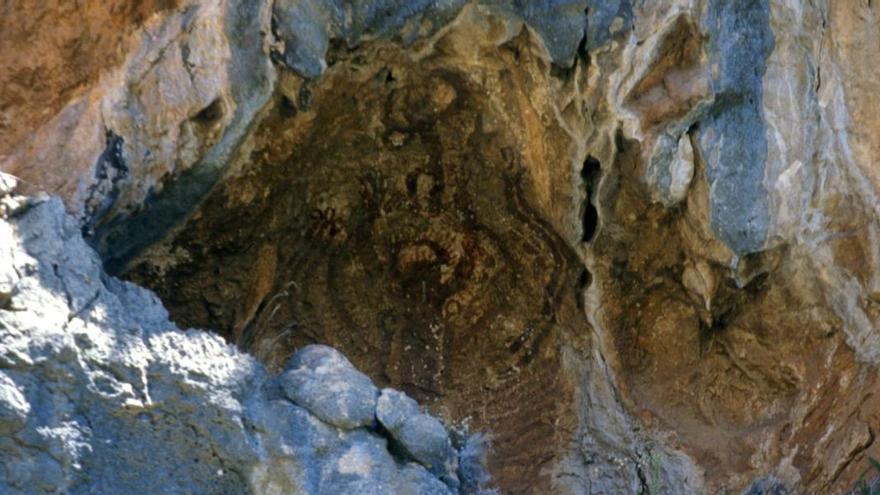 Cuarenta años del descubrimiento de las pinturas rupestres de Pla de Petracos