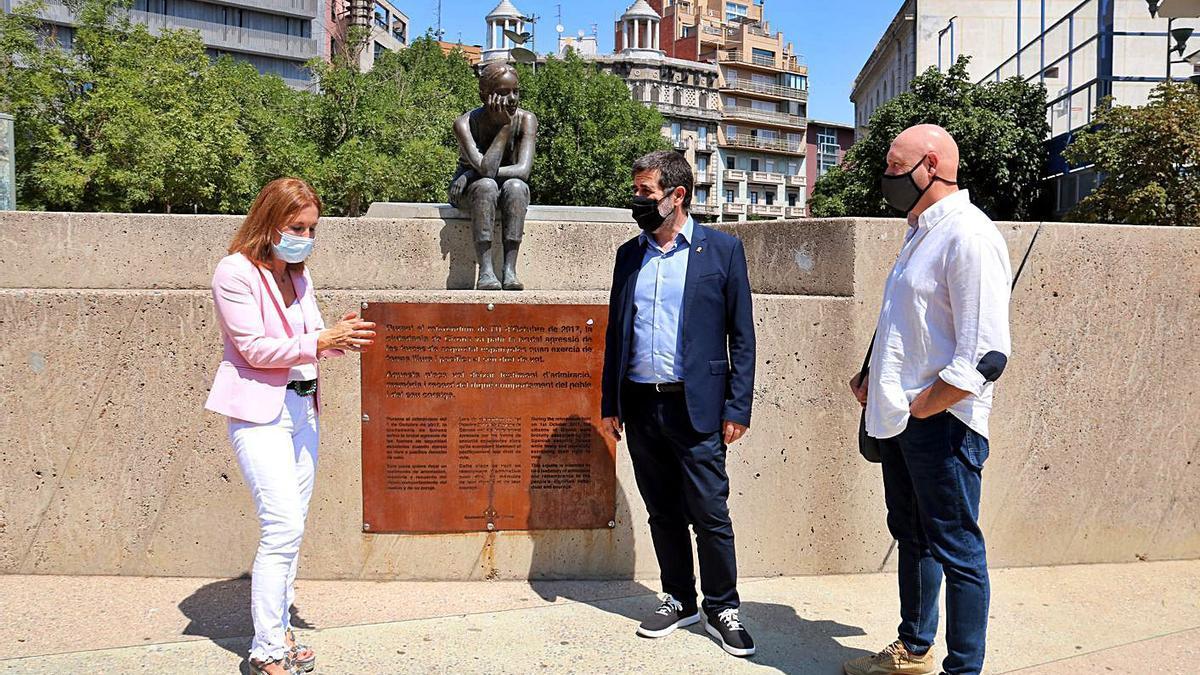 Jordi Sànchez insta a seguir buscant una entitat financera estrangera   ACN