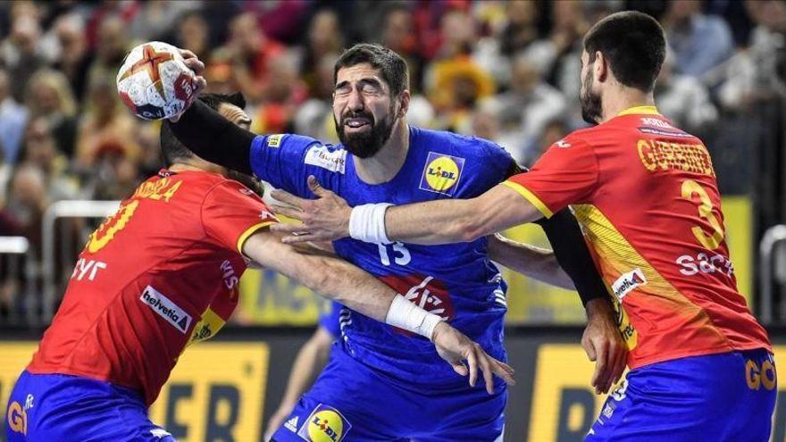 Francia aleja a los 'Hispanos' de las medallas en el Mundial de balonmano