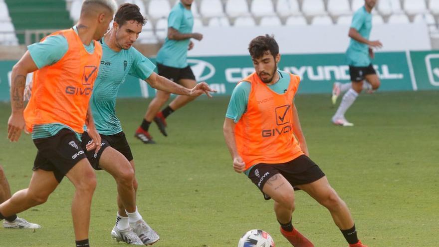 Vesiaho y Abreu, dos más para la causa del Córdoba CF