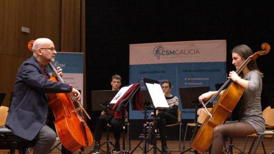 La Escola Música de Valga regresa a la actividad presencial el próximo lunes