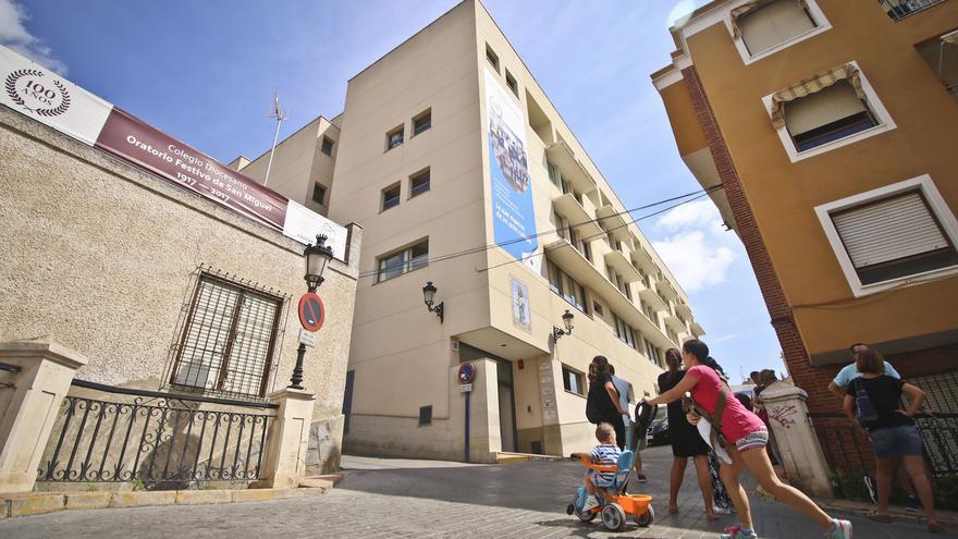 """La Generalitat insta al Oratorio Festivo a regularizar su """"situación urbanística"""" si quiere mantener el concierto"""