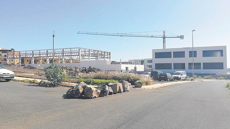 El IES Parque de La Reina de Arona suplirá a los barracones de Guaza en un año