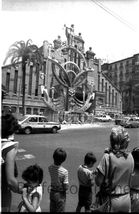 HOGUERAS. 1983