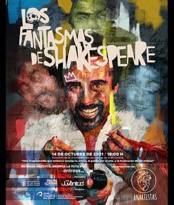 'Los fantasmas de Shakespeare' visitarán el Paraninfo de la ULPGC