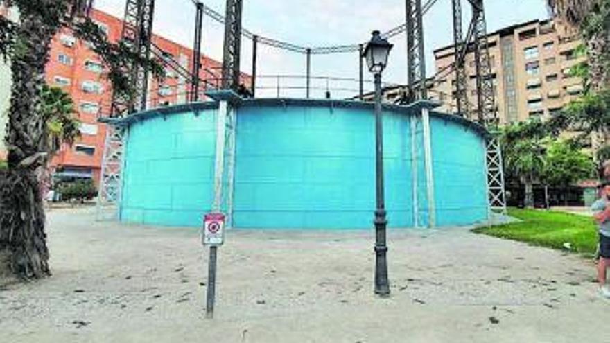 El depósito Gas Lebón se incorpora como BRL al catálogo de bienes protegidos