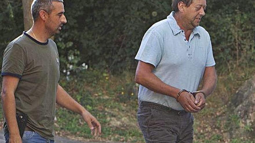 El fratricida de Salceda podría afrontar hasta 20 años de cárcel por asesinato