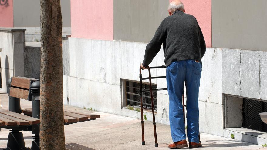 Asturias va camino de ser la región con menos peso de la población en edad activa
