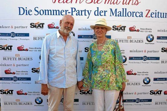 Rainer und Annegret Klesper