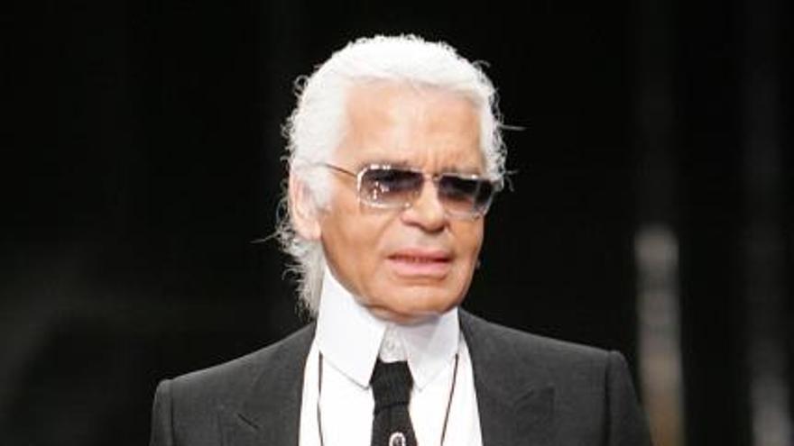 Karl Lagerfeld, un icono de la moda