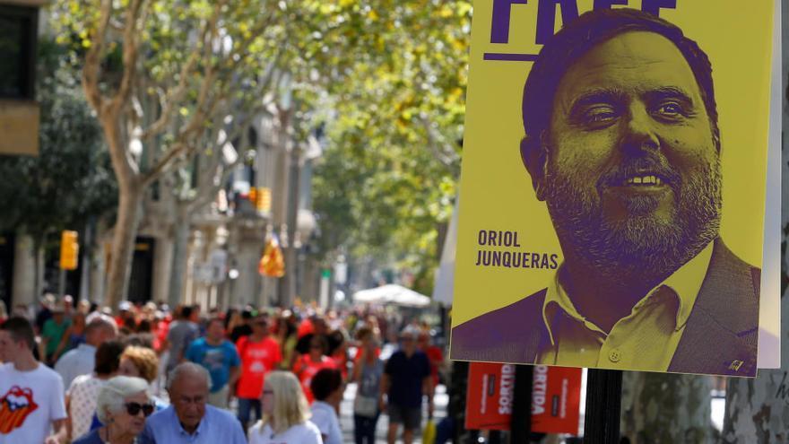 """Junqueras dice que el """"PSOE no es de fiar"""""""
