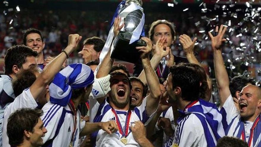 Historia de la Eurocopa: 2004, cuando Grecia demostró que los milagros existen