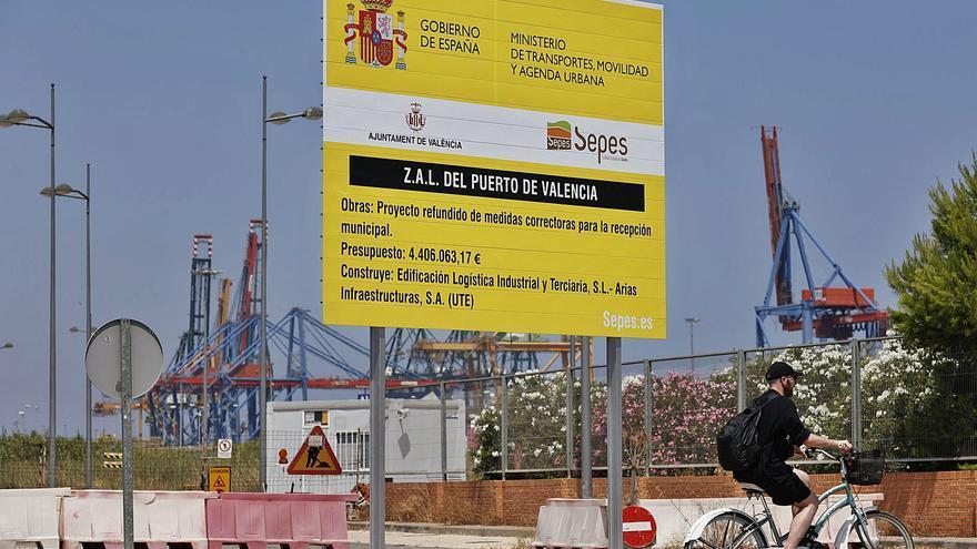 Comienzan las obras de readecuación de la ZAL 23 años después de su aprobación