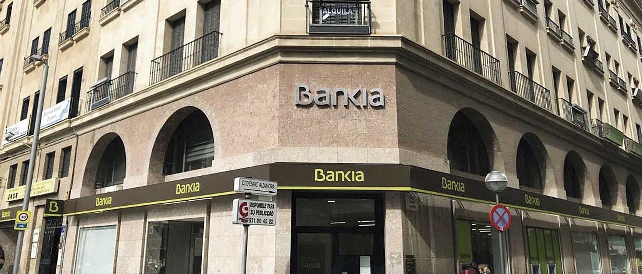 La absorción de Sa Nostra convirtió a Balears en la tercera comunidad española con mayor número de sucursales de Bankia.