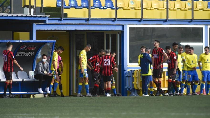 Tercera Division: UD Las Palmas C - Unión Viera