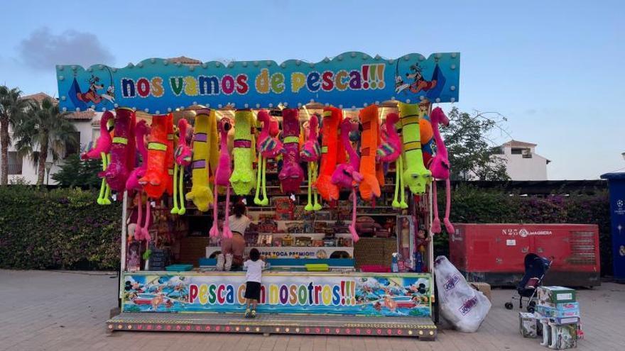 Las atracciones de feria, ahogadas en Galicia, se trasladan a trabajar a otras comunidades