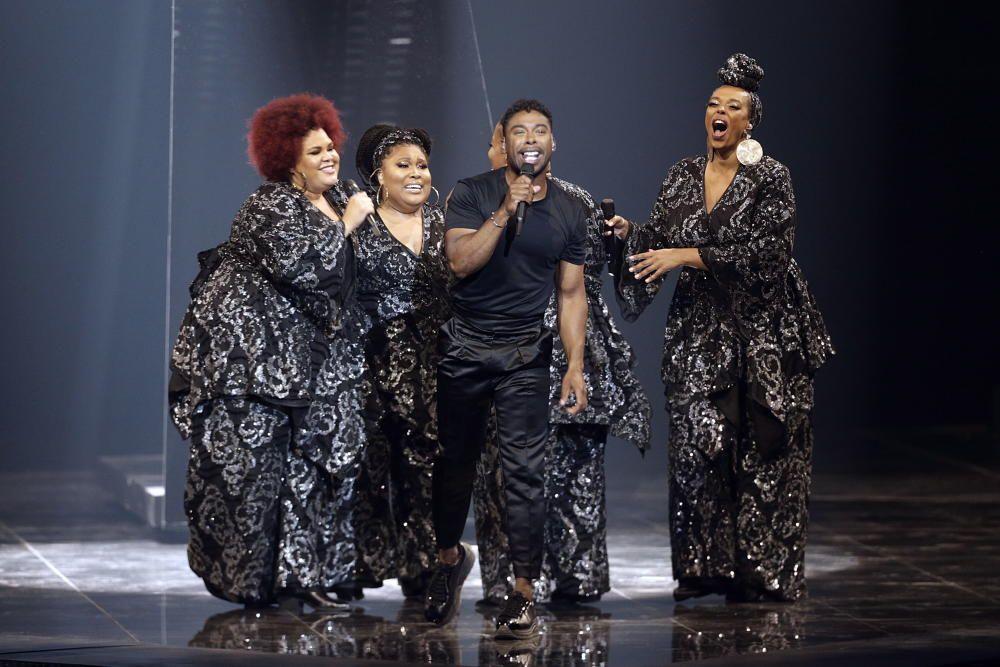Suecia, en Eurovisión 2019