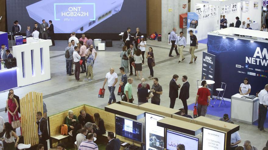 La feria de telecomunicaciones Aotec se celebrará en Málaga los días 23 y 24 de septiembre
