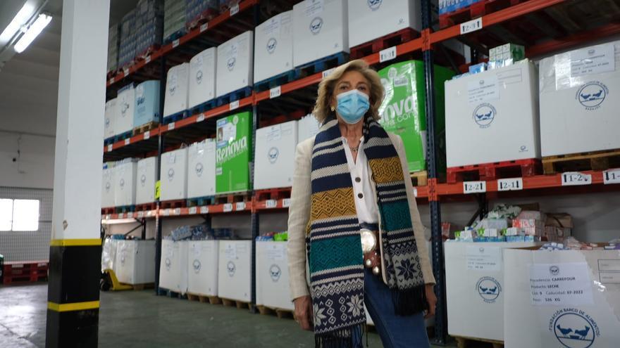 El Banco de Alimentos de Badajoz consigue más de 70.000 litros de leche
