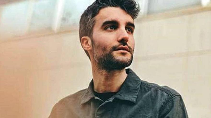 """El compositor gallego Nico Casal pone música a la serie """"Maricón perdido"""""""