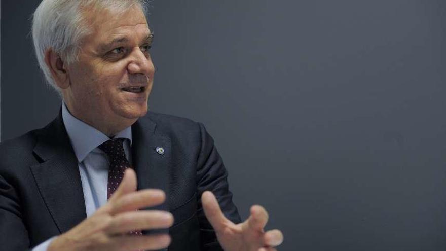 Guillermo Ulacia optará a un nuevo mandato al frente de la patronal del metal