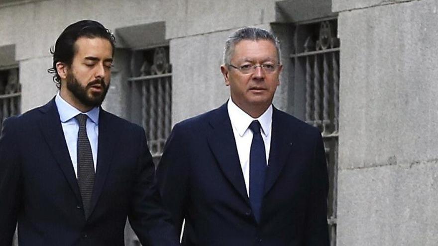 Gallardón defiende la compra del Canal y asegura que no ha cobrado comisiones