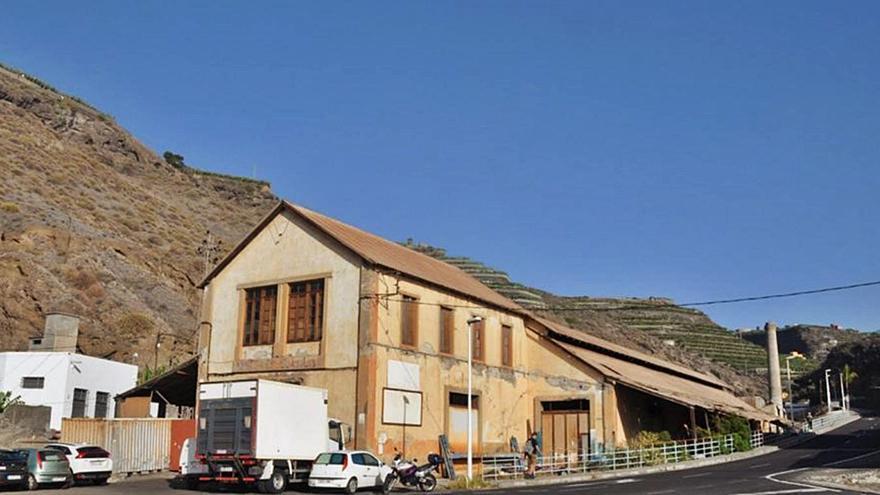 Tazacorte se enfrenta a Obras Públicas para mantener el Almacén Yanes