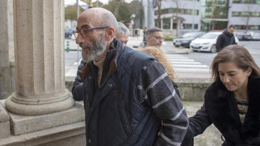 Condenado a 12 años de cárcel el fraile de O Cebreiro que abusó de dos menores