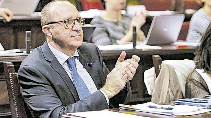 """Andreu Alcover:  """"Siempre he estado muy tranquilo sobre mi inocencia"""""""