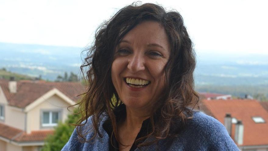 La profesora Sofía Rama.