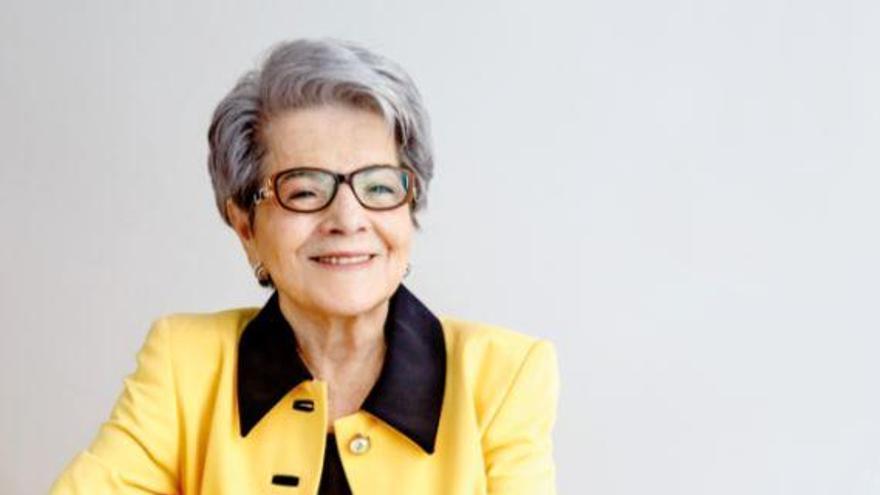 Víctoria Fernández: «Algunos me menospreciaron por ser mujer. Nunca pudieron conmigo»
