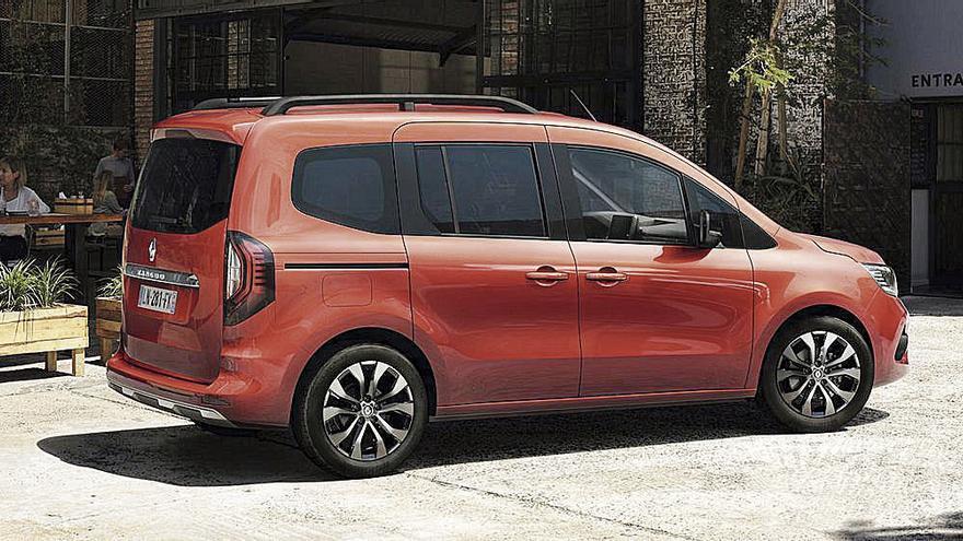 Renault Kangoo. Auténtica movilidad MULTIUSOS