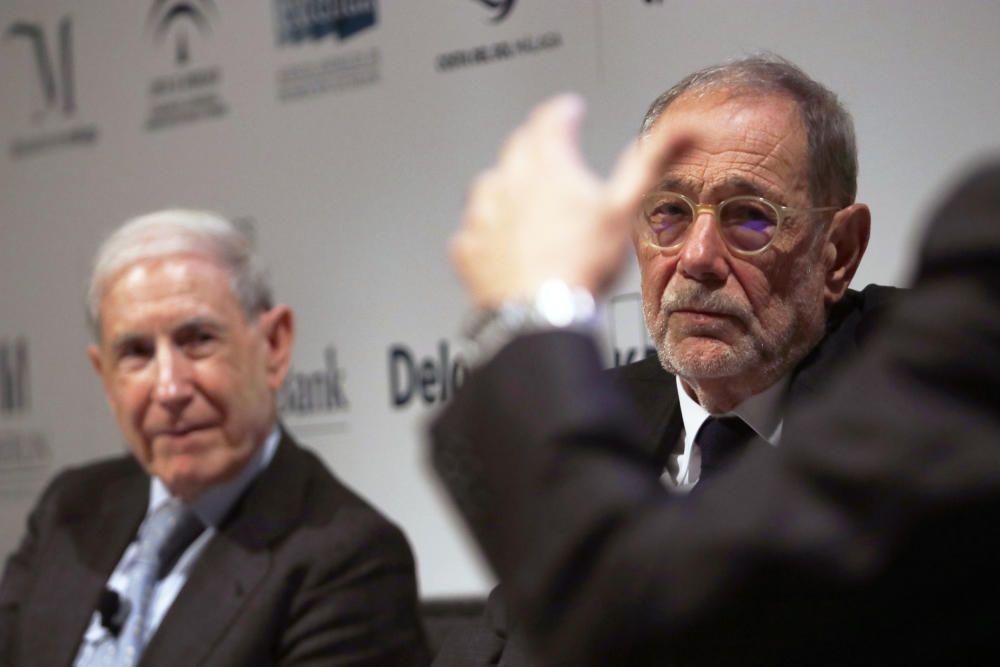 La élite del empresariado español, en el Palacio de Congresos