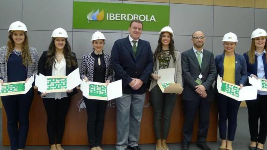 Visita a las instalaciones de Iberdrola