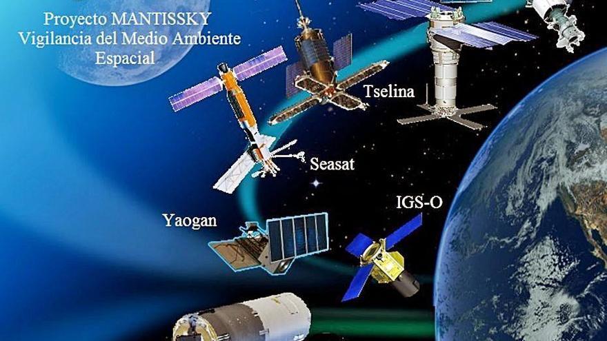 Astrónomos de Mallorca detectan desde la isla numerosa basura espacial