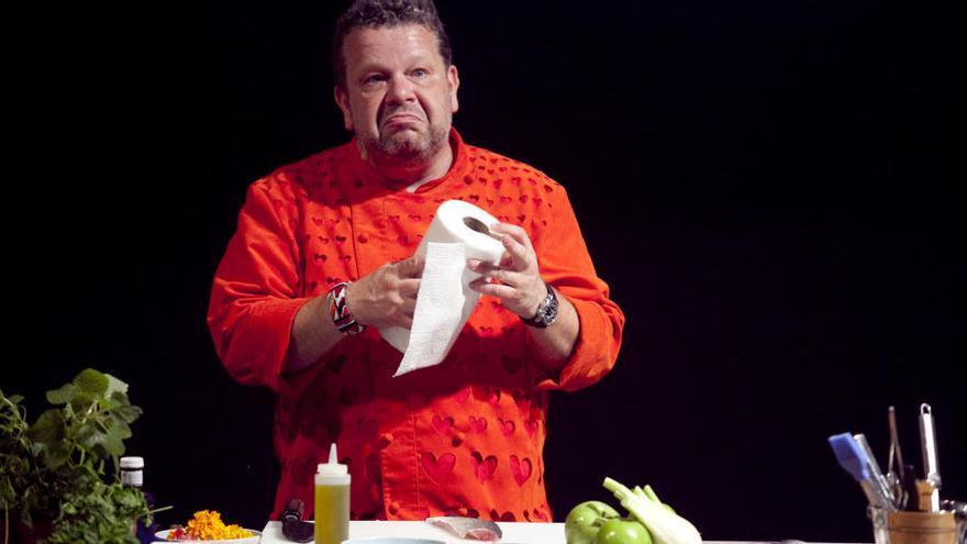 Encuentran al doble de Chicote en una profesión muy alejada de la cocina