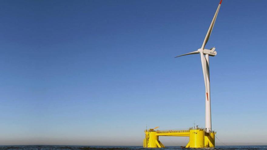 Galicia lidera las regiones con mayor potencial en eólica marina