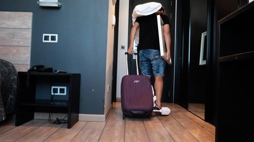 La ocupación en los hoteles de Castilla y León sigue en caída libre