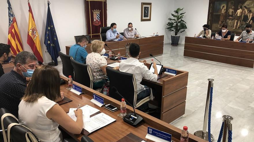 Cambios en el gobierno de Finestrat: Baldó asume más competencias y el alcalde deja Turismo