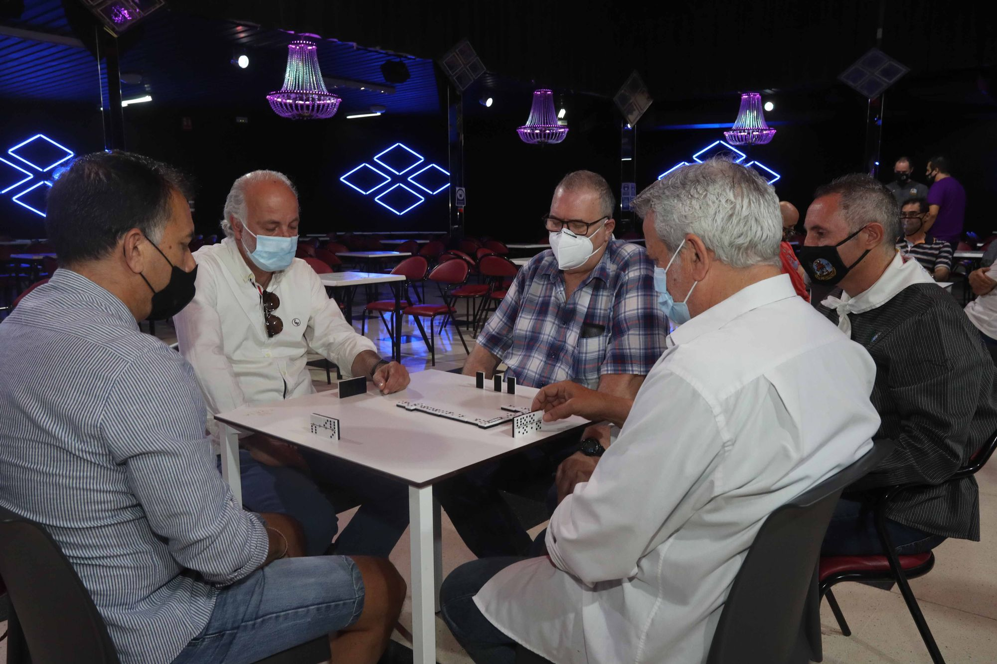 Cinco meses después la Junta Central Fallera ha completado los campeonatos de juegos tradicionales (truc, dominó y parchís)