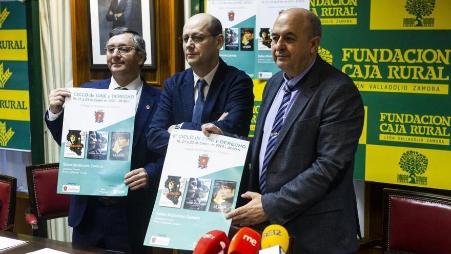 Vuelve el Ciclo de Cine y Derecho del Colegio de Abogados de Zamora